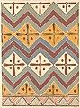 Ceiling Pattern, Tomb of Qenamun MET DP167141.jpg