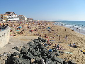 Central beach of Capbreton.jpg