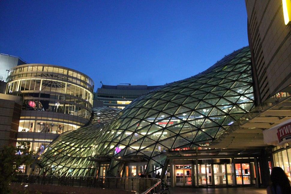 Centro Comercial Terrazas de Oro en Varsovia