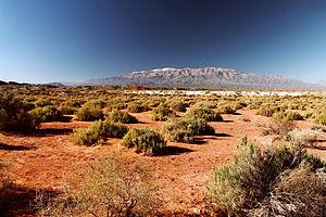 Walther Penck - Image: Cerro Famatina