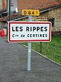 Certines-FR-01-Les Rippes-panneau d'agglomération-1.jpg