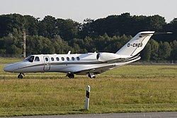 Cessna CitationJet CJ3 Atlas Air Service
