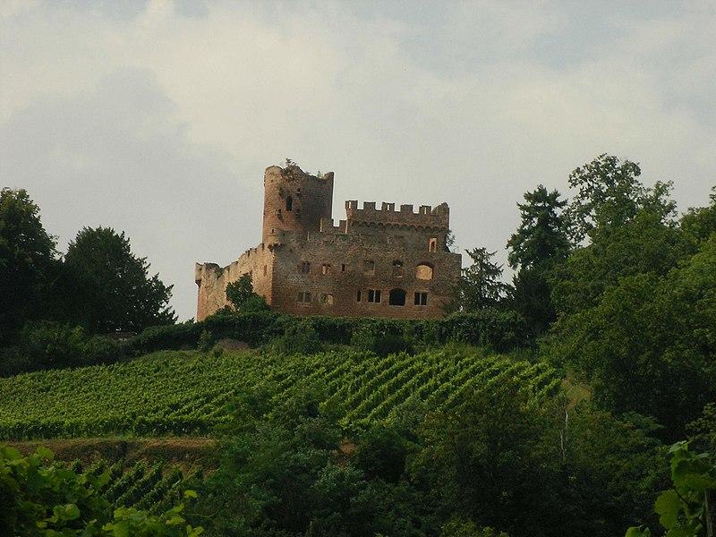 File:Château (261 m) (Kintzheim) (4).jpg