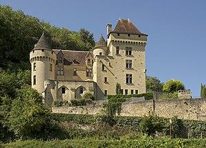 Français : Le Château de la Malartrie (XIXème)...