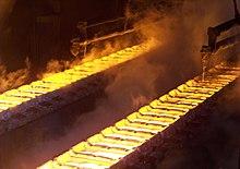 Chains of pig iron casting machine 08.jpg