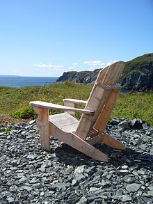 Chair in St. Anthony, Newfoundland, Canada.jpg