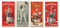 Champagne Preda, Nagymaros Hungary 1910'years advertising.jpg