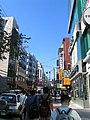 Chamsari-gil street at noon - panoramio.jpg