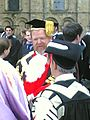 Chancellor Bill Bryson at Degree Ceremony Durham University CROP.jpg