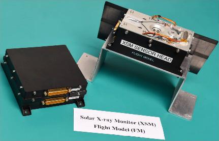 Chandrayaan-2 payloads XSM