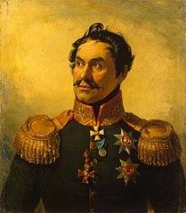 Portrait of Yefim I. Chaplits (1768-1825)