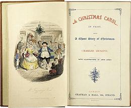 Il Cantico di Natale (Italian Edition)