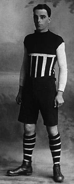 Charlie Adams (Australian footballer) - Charles Adams