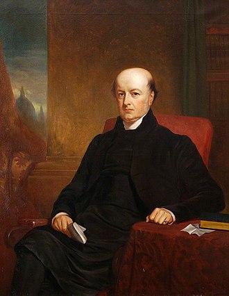 Charles James Blomfield - Image: Charles James Blomfield by Lawrence (follower)