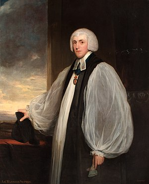 Charles Manners-Sutton - Image: Charles Manners Sutton (1755–1828), Archbishop of Canterbury