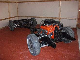 Rolling chassis - Image: Chassis (4689544886)