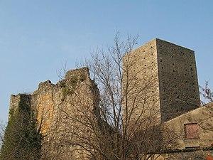 Saint-Germain-au-Mont-d'Or - The medieval castle