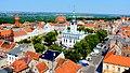 Chełmno - widok z wieży kościoła p.w Wniebowzięcia NMP. - panoramio (15).jpg