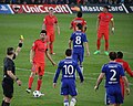 Chelsea 2 PSG 2 (Agg 3-3) (16801401672).jpg