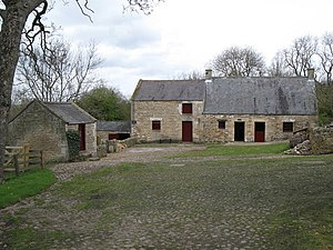 Cherryburn - Image: Cherryburn, the birthplace of Thomas Bewick geograph.org.uk 779858