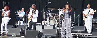 Chic (band) American rhythm and blues band