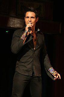 Chico Slimani British singer (born 1971)