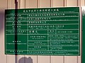 Chien Cheng Building demolition works sign 20170909.jpg