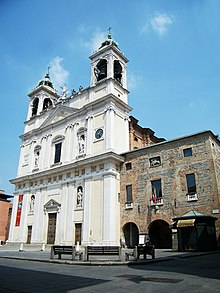 Chiesa Parrocchiale Prepositurale di Santa Maria Assunta e San Giacomo Maggiore, Romano di Lombardia