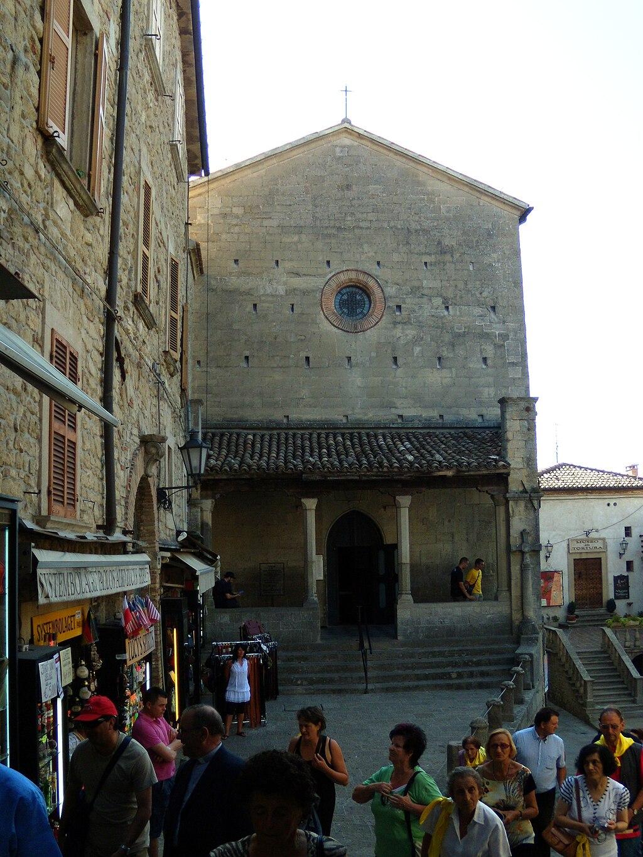 Chiesa di San Francesco - San Marino