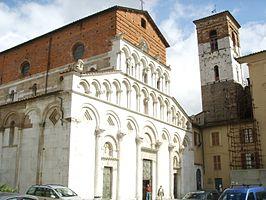 Santa Maria Forisportam, Lucca