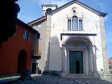 La chiesa parrocchiale dei Santi Pietro e Paolo