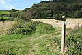 Chivelstone, the path to East Prawle - geograph.org.uk - 951863.jpg