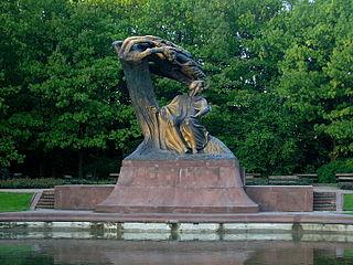 Polish artist, sculptor (1859-1930)