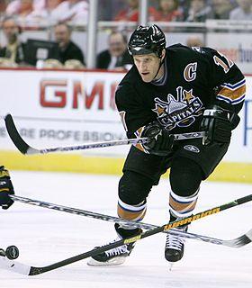 Chris Clark (ice hockey) American ice hockey player