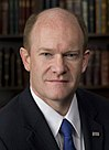 Chris Coons, official portrait, 112th Congress (cropped).jpg