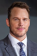 Chris Pratt Chris Pratt 2018.jpg