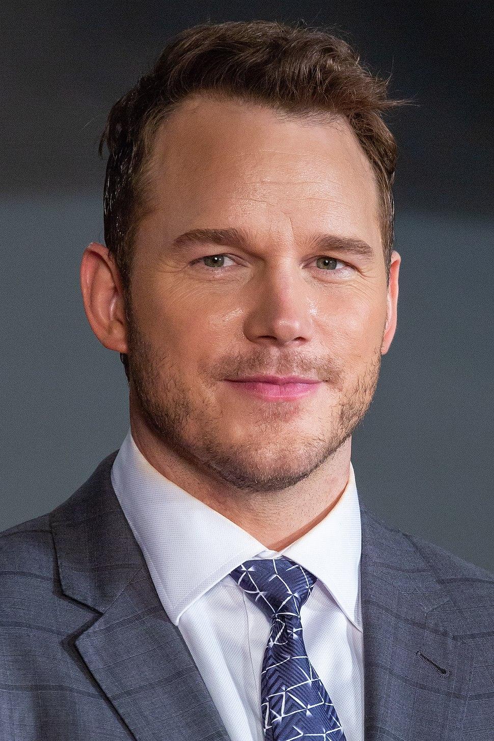 Chris Pratt 2018