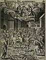 Christeliicken waerseggher - de principale stucken van t'Christen geloof en Leuen int cort begrijpende - met een rolle der deugtsaemheyt daer op dienende - ende een schildt-wacht teghen de valsche (14562848267).jpg