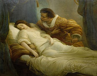 File:Christian Köhler Othello.jpg (Source: Wikimedia)