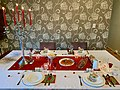 Christmas Eve dinner table with Christmas food 01.jpg