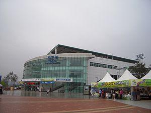 Chuncheon Station - Image: Chuncheon station