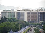 Chunghwa Post Ai-Kuo Building and Taipei Mail Processing Center 20100731.jpg