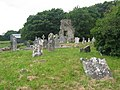 Church and graveyard at Meadstown, Co. Meath - geograph.org.uk - 1932962.jpg