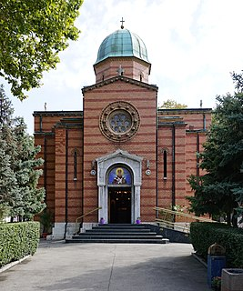 Belgrade New Cemetery Cemetery in Belgrade, Serbia