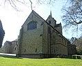 Church of the Holy Ghost (Greyfriars Church), Sample Oak Lane, Blackheath Village (March 2014) (7).JPG