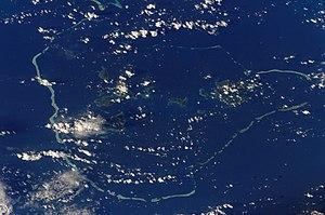 Chuuk Lagoon - Chuuk islands