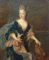 Circle of Mignard - So-called portrait of Anne Marie Louise d'Orléans, Duchess of Montpensier.png
