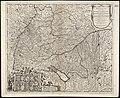 Circulus Suevicus in quo sunt Ducatus Wirtenbergensis, Marchionatus Badensis & Burgoviensis, Comitatus Otting, Rechberg, Konigsek, Hohenzolern & Furstenberg, ... (8341891953).jpg