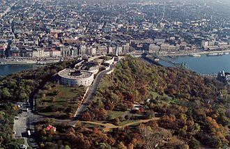 Gellért Hill - The Citadel