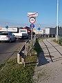 City limit, Route 6, 2017 Dunaújváros.jpg